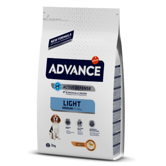 Advance Medium Light, 3kg