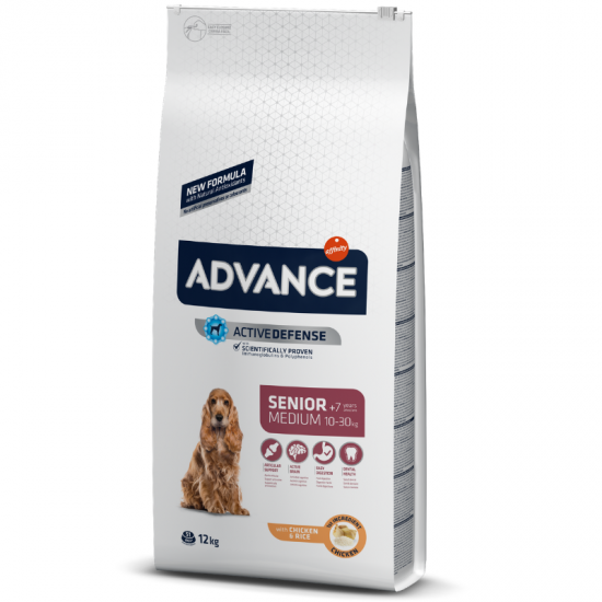 Advance Medium Senior, 12kg