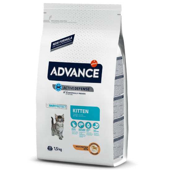 Advance Kitten, 1.5 kg
