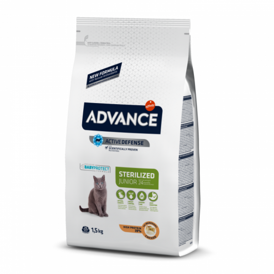 Advance Junior Sterilized, 1.5kg