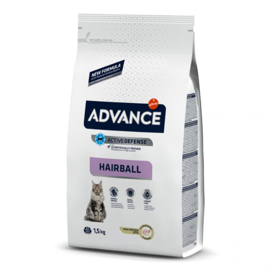 Advance Hairball Cat 1.5kg