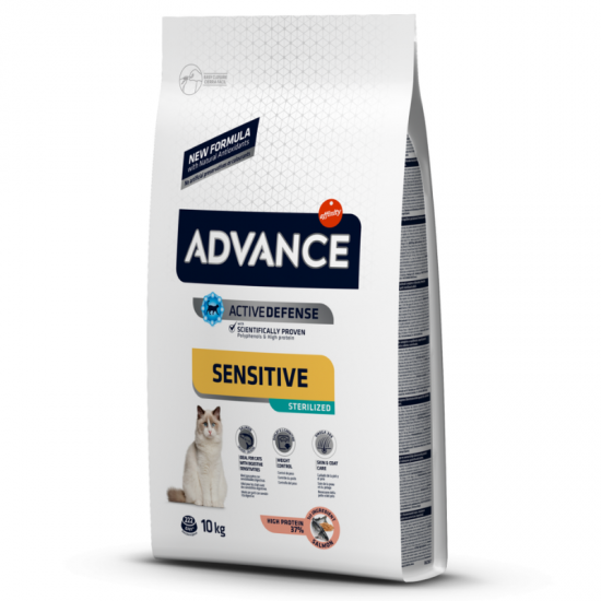 Advance Sterilized Sensitive 10kg
