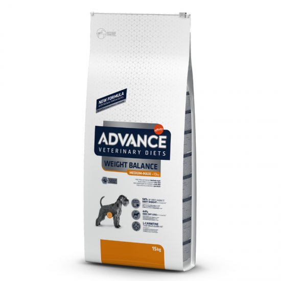 Advance Weight Balance Dog 15kg