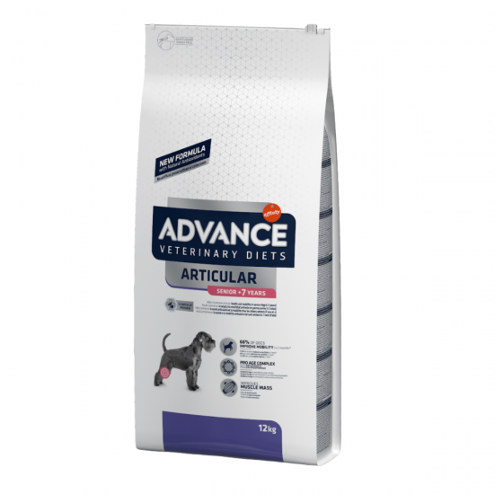 ADVANCE VETERINARY DIETS Articular Senior, 12kg