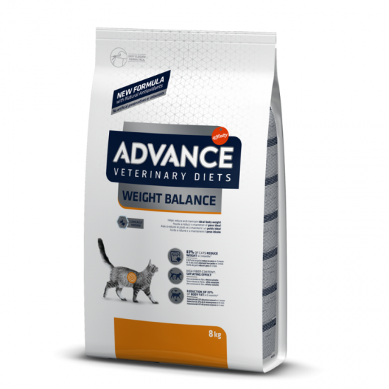 Advance Weight Balance Cat 8kg