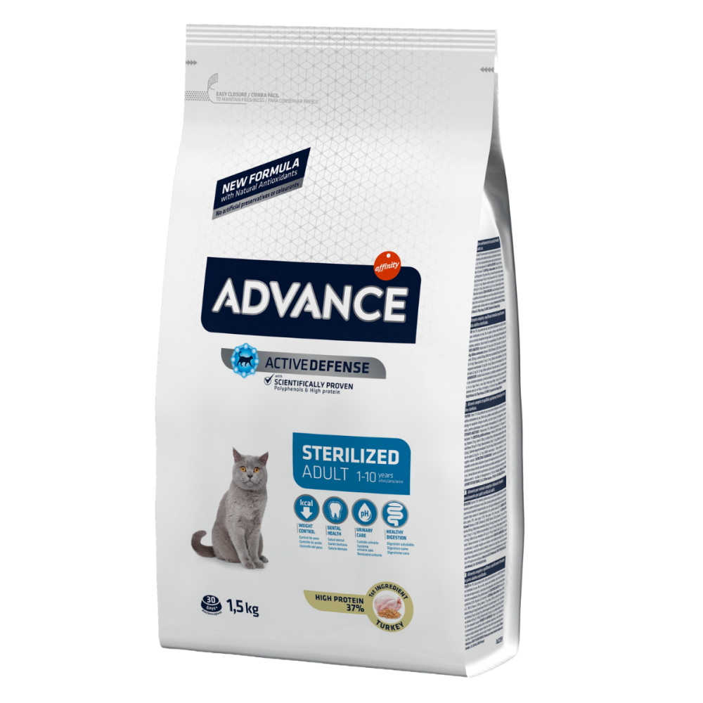 Advance Sterilized Adult 1.5kg