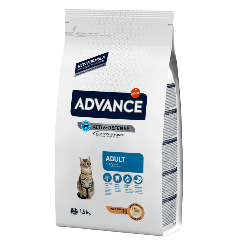 Advance Adult Cat 1,5kg